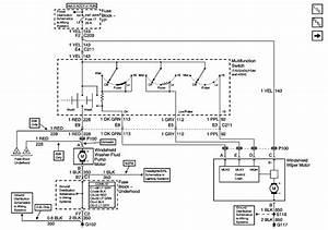 Windhield Wiper Wiring Diagram 2000 Chevy Blazer  Diagrams  Auto Wiring Diagram