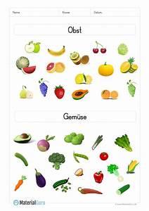 Gemüse Bilder Zum Ausdrucken : obst und gem se materialguru ~ Buech-reservation.com Haus und Dekorationen
