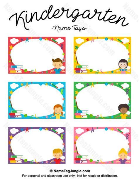 kindergarten name tags name tags at nametagjungle 349   290befed8d39a6376340a10bfc7720b9 kindergarten name tags