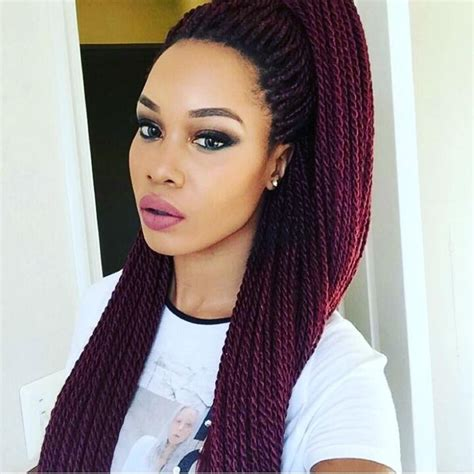 beautiful senegalese twist beauty haircut braids