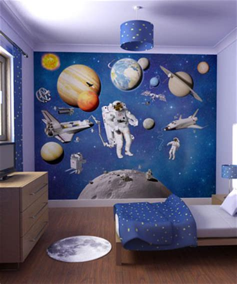 wall mural inspiration ideas   boys rooms