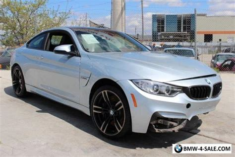 2015 Bmw M4 Coupe For Sale In United States