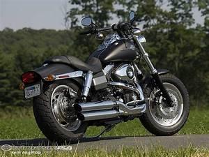 Harley-Davidson Harley-Davidson Dyna Fat Bob Dark Custom ...
