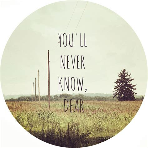 You'll Never Know - Typotic