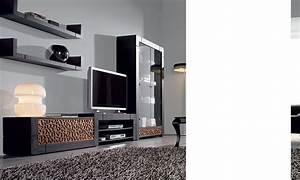 Meuble Cache Tv : meuble tv avec rangement but solutions pour la ~ Premium-room.com Idées de Décoration