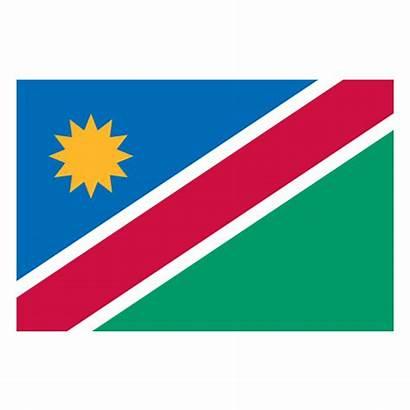 Namibia Flag Kong Hong Vector Score Cricket