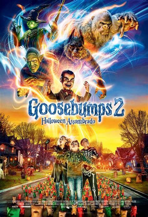 Goosebumps 2 Halloween Assombrado Filme Completo