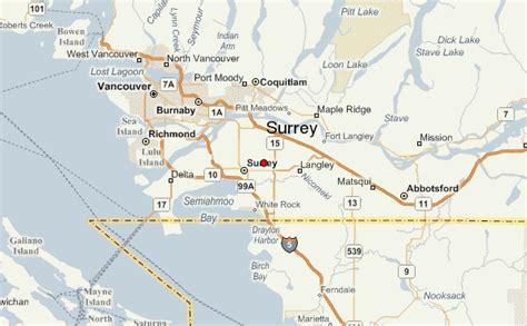 surrey location guide