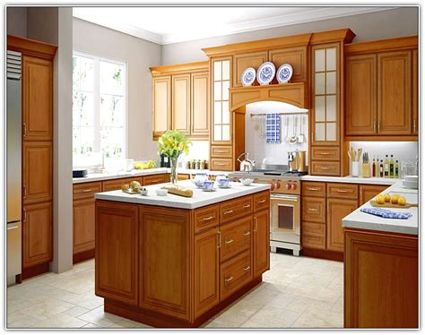 Ready Assemble Kitchen Cabinets