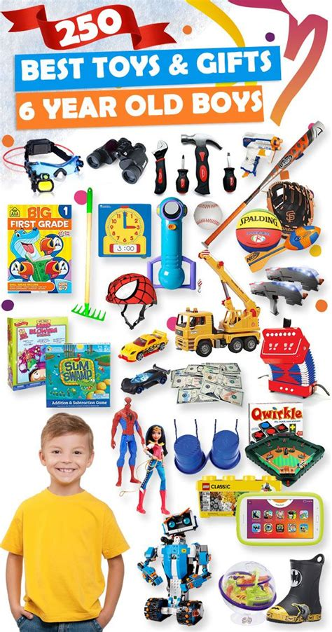 best 28 best christmas gifts for six year boy best