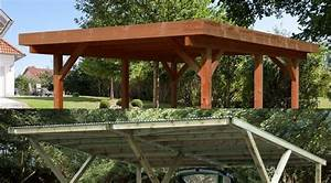 Carport Wohnmobil Selber Bauen : pultdach carport carport tipps vom fachmann ~ Markanthonyermac.com Haus und Dekorationen