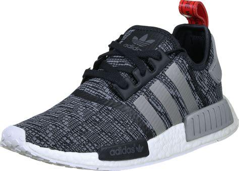 adidas nmd schwarz grau adidas nmd r1 schuhe grau meliert schwarz
