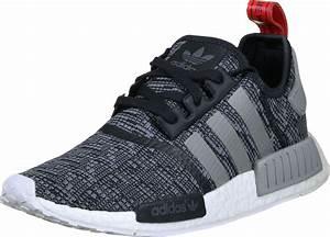 Adidas NMD R1 Schuhe Grau Meliert Schwarz Im WeAre Shop