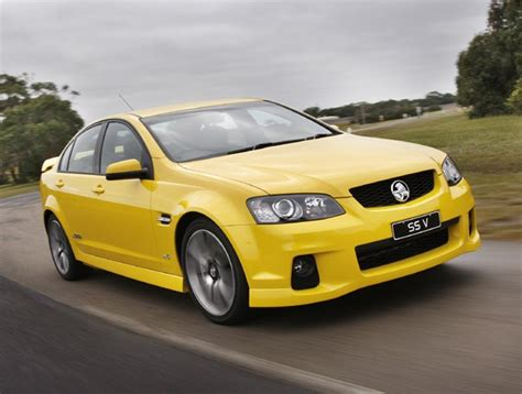 Gm's Australian Holden Commodore, Once The Pontiac G8, To