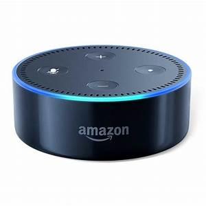 Amazon Echo Dot (2nd Generation) - Black : Target