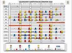 Calendario De Colombia Mundial Rusia 2018 kalender HD