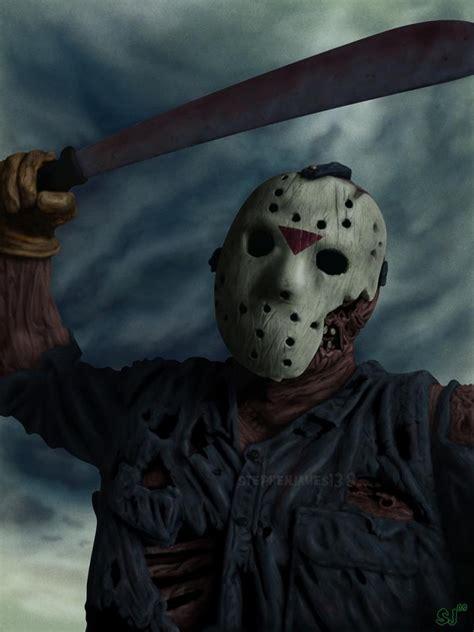 76 Best Jason Friday The 13th Images On Pinterest Horror