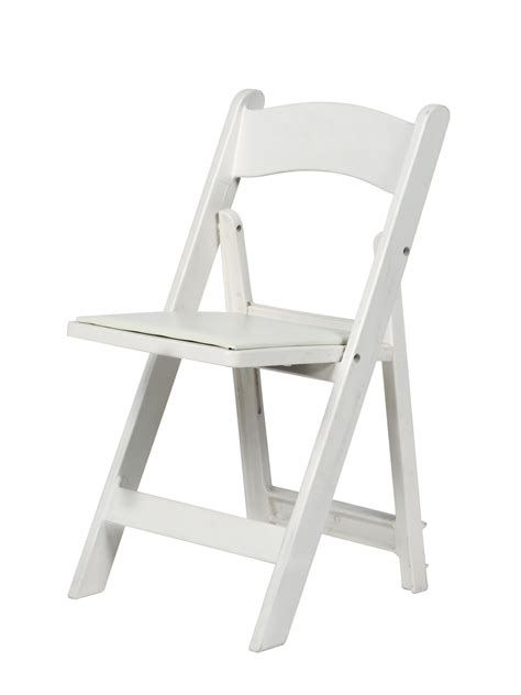 buy wholesale max white resin folding chair