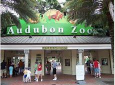 Audubon Zoo New Orleans, LA Hours, Address, Tickets