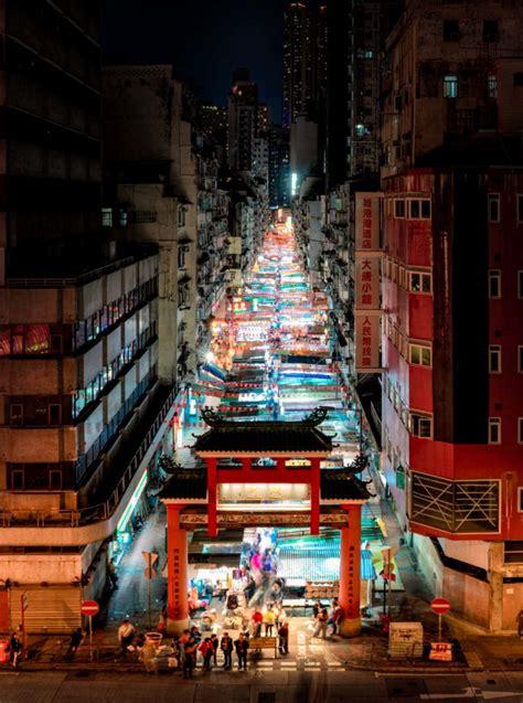 picture   week hong kongs temple street market
