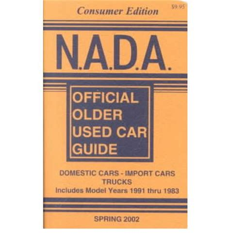 Nada Used Car Guide  Driverlayer Search Engine