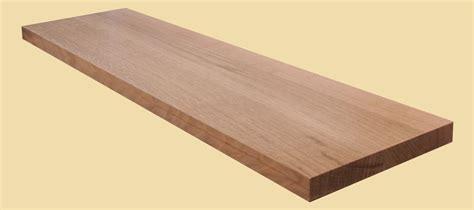 Quartersawn White Oak Wide Plank Countertops Country