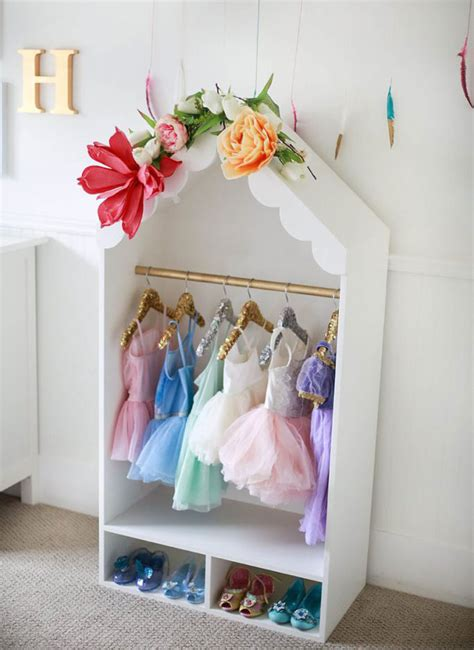 toddler dress up closet 10 ingenious dress up ideas