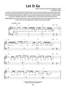 Easy Piano Sheet Music Disney Songs