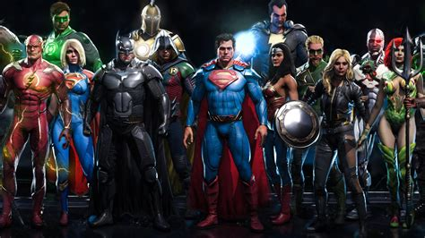 dc superheroes  resolution hd