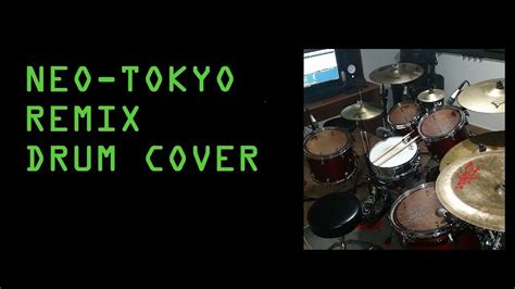 Neo-tokyo (dance With The Dead Remix) Drum