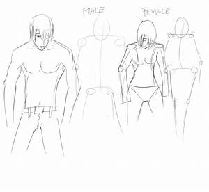Anime Boy Body Outline Pictures to Pin on Pinterest ...