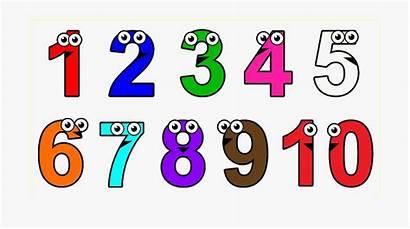 Numbers Number Clipart Transparent Cartoon Netclipart Kindpng