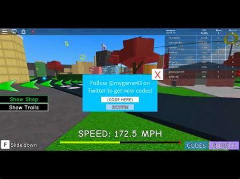 parkour simulator codes youtube
