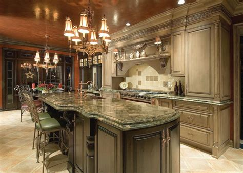 popular traditional kitchen design ideas
