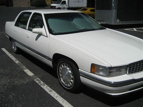 how cars work for dummies 1996 cadillac deville electronic toll collection 1996 cadillac deville sedan for sale