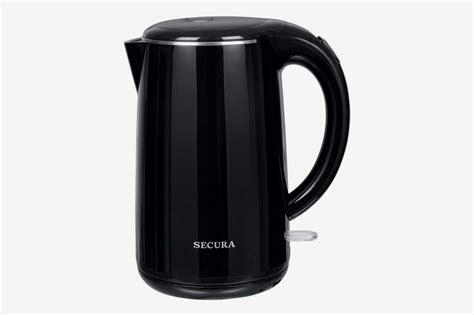 electric kettle water stainless steel double kettles secura amazon wall compact cool reviewers quart touch tea according