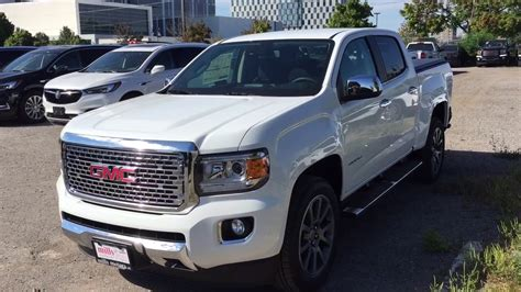 2019 Gmc Canyon 4wd Crew Cab Denali Heated Steering