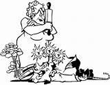 Drunk Man Drawing Rolling Beevault Decals Woman Crazy Line Comics Getdrawings Customize Versus Sticker Vinyl Signspecialist sketch template