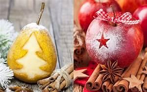 Weihnachtsdeko Aus Filz Selber Machen : bild 6 weihnachtsdeko selber machen tolle motive aus der birne schnitzen ~ Whattoseeinmadrid.com Haus und Dekorationen