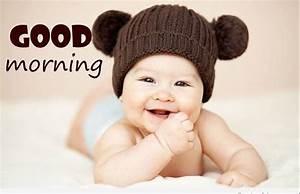good morning cute baby photo Good Morning Images