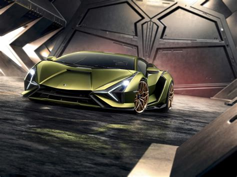 wallpaper lamborghini sian    automotive