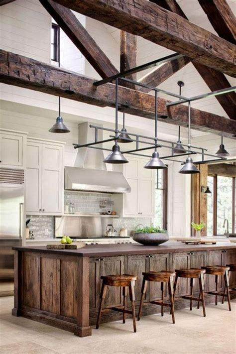 stunning rustic mountain farmhouse decorating ideas
