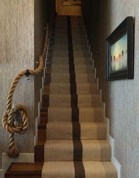 corrimano corda 34 fantastic diy home decor ideas with rope