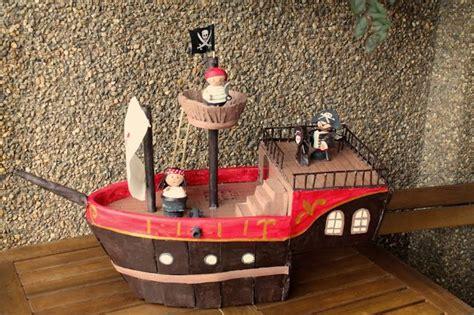 Barco Pirata Reciclado by El Taller De Ire Diy Construir Un Barco Pirata