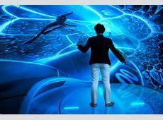 NAU immersive cocoon virtual reality