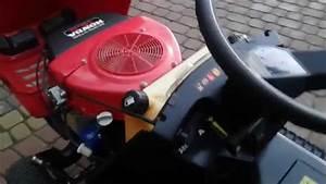 Traktorek Kosiarka Honda V-twin 2218 Hydrostatic