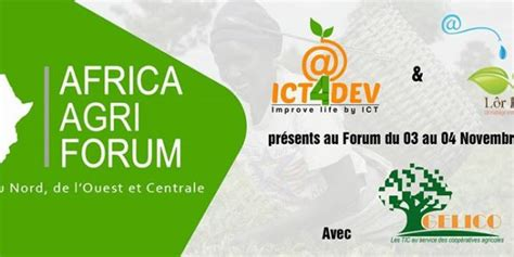 L'africa Agri Forum, Enjeux Et Perspectives !