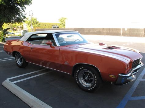 1972 buick gs 455 stage 1 convertible 108220