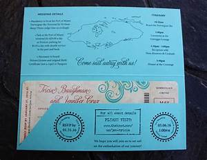 boarding pass wedding invitations with rsvpold boarding With cruise boarding pass wedding invitations with rsvp