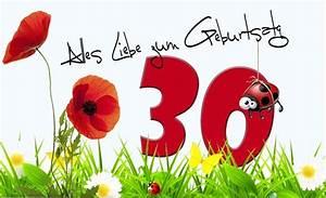 30 Dinge Zum 30 Geburtstag : gl ckw nsche zum 30 geburtstag spr che 30 geburtstag geburtstagsw nsche und geburtstagsspr che ~ Sanjose-hotels-ca.com Haus und Dekorationen